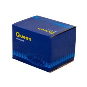 لنت ترمز عقب پژو 2008 – Queen