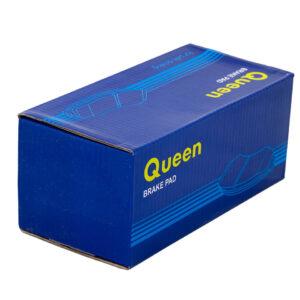 لنت ترمز جلو هیوندای النترا – Queen